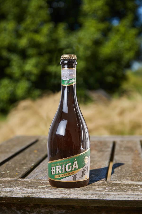 BIRRA BIO BRIGA LAGER - CL 50
