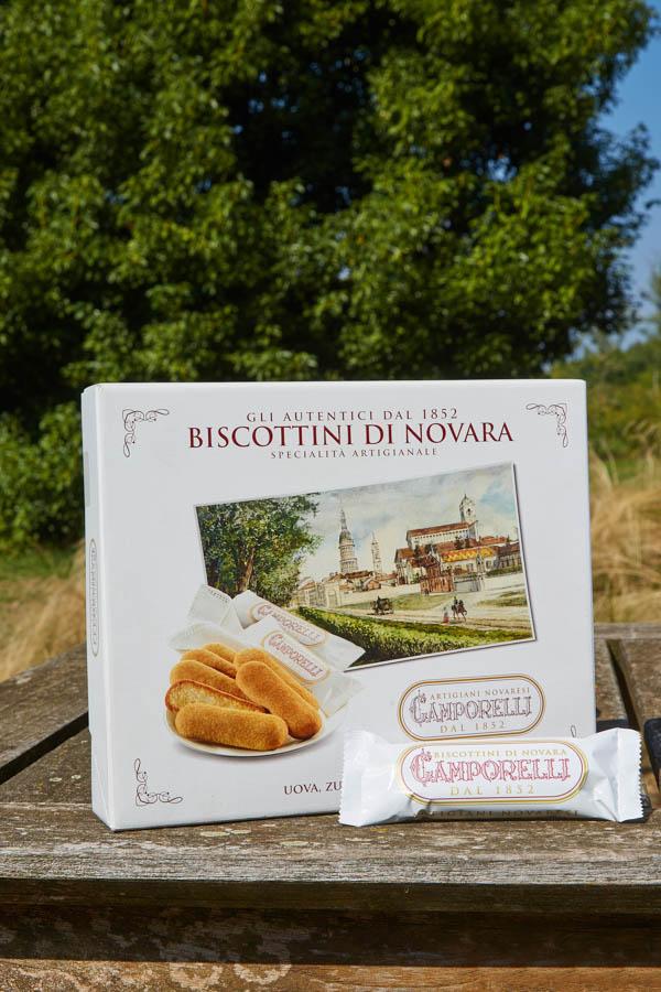 BISCOTTINI DI NOVARA - SCATOLA GR 280