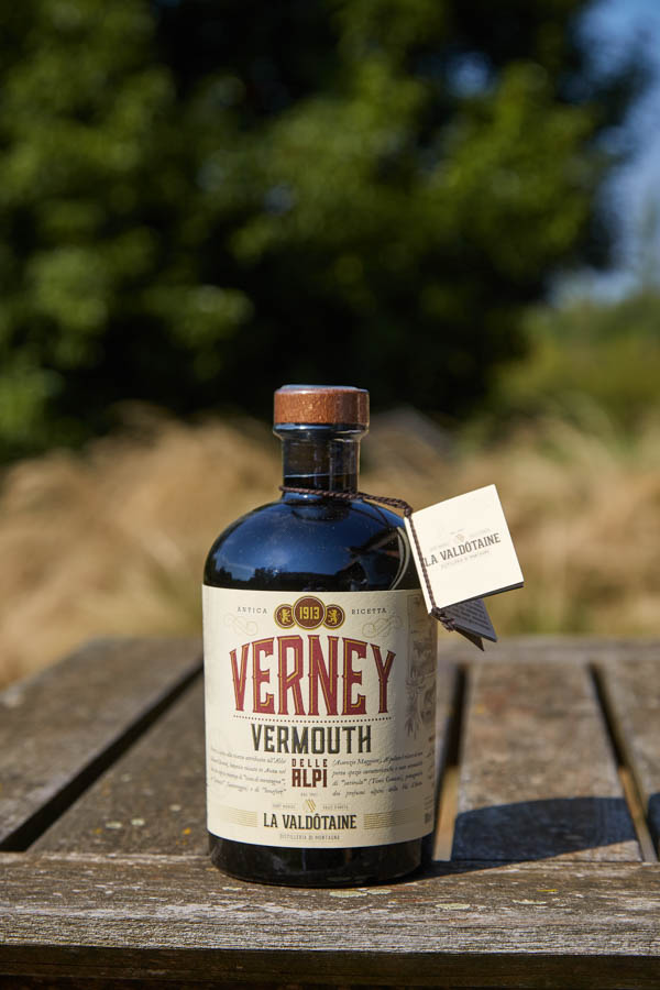 VERNEY VERMOUTH DEI SAVOIA - CL 100
