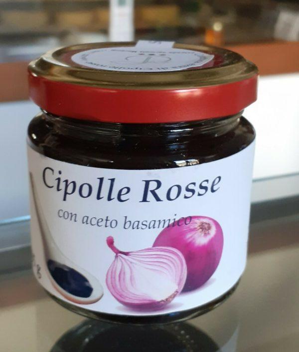 COMPOSTA DI CIPOLLE ROSSE - 90 G